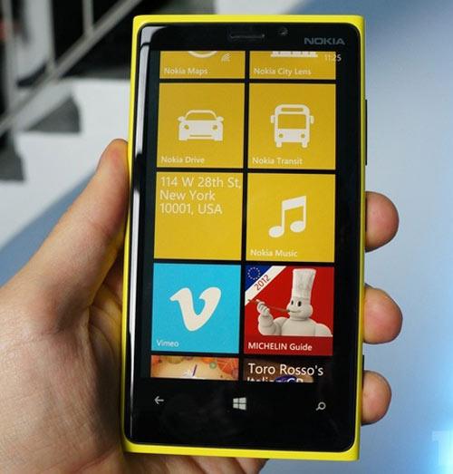 Đánh giá Nokia Lumia 920 - 7