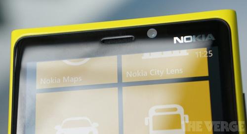 Đánh giá Nokia Lumia 920 - 8