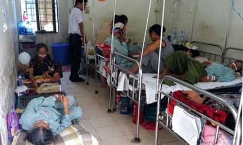 Đi viện, bệnh nhân thành con nợ - 1