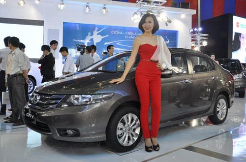 """Honda City """"đối thủ"""" của Toyota Vios tại Việt Nam - 1"""