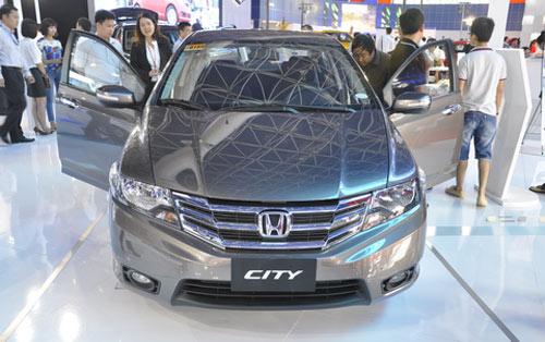 """Honda City """"đối thủ"""" của Toyota Vios tại Việt Nam - 2"""