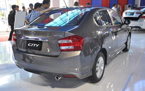 """Honda City """"đối thủ"""" của Toyota Vios tại Việt Nam - 3"""