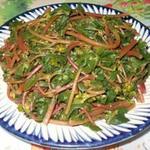 Ẩm thực - Món ngon từ rau sam