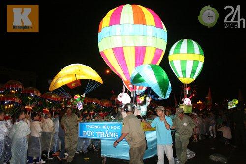 Lễ hội đèn Trung thu lớn nhất VN - 12