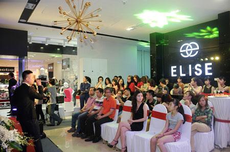 Elise và công nghệ thời trang Hàn Quốc - 12