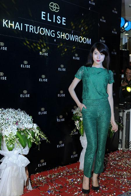 Elise và công nghệ thời trang Hàn Quốc - 16