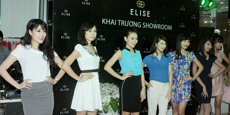Elise và công nghệ thời trang Hàn Quốc - 11