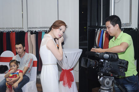Elise và công nghệ thời trang Hàn Quốc - 6