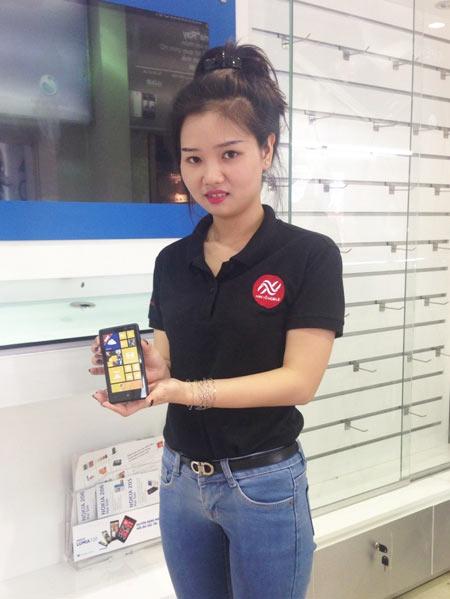 Smartphone chính hãng giá siêu rẻ tại Anhvumobile - 1