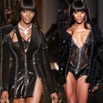 """Thời trang - Naomi Campbell """"thắp lửa"""" Paris Couture"""