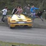 Ô tô - Xe máy - Siêu xe Koenigsegg CCR đâm 19 người liên tiếp