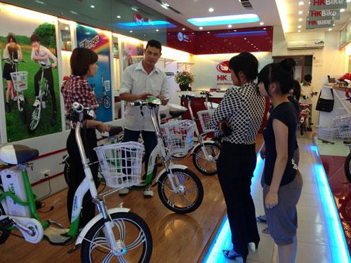 Sắm xe đạp điện cho con chuẩn bị năm học mới - 1