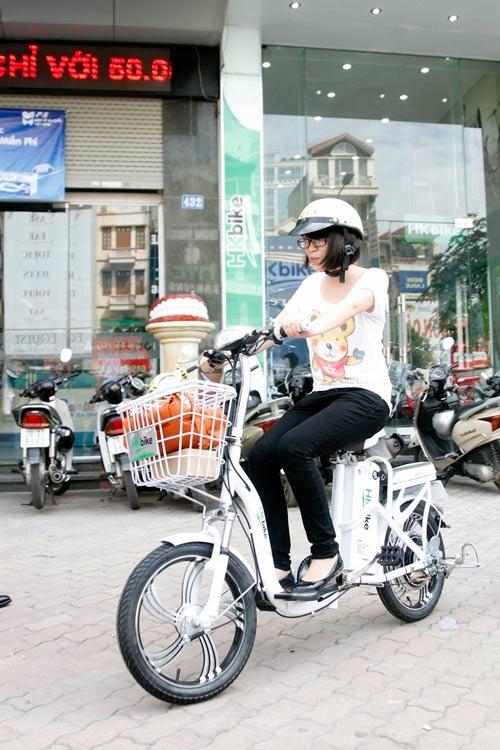 Sắm xe đạp điện cho con chuẩn bị năm học mới - 2