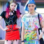 Thời trang - Thiếu nữ Nhật: Những cao thủ gây chú ý