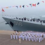 Tin tức trong ngày - TQ diễn tập hải quân quy mô lớn với Nga