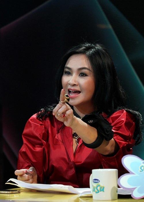 Thanh Lam làm giám khảo Đồ Rê Mí Đôi 2013 - 1