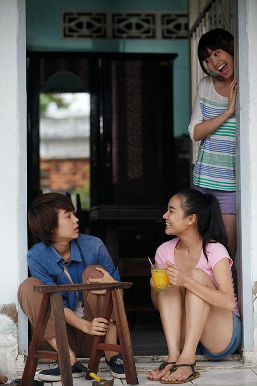 """Minh Hằng bị gái đẹp """"xáp lá cà"""" - 7"""