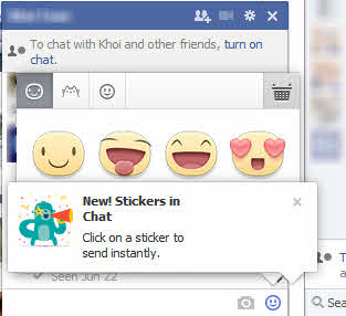 Facebook: Hàng trăm biểu tượng chat đẹp mê hồn - 1