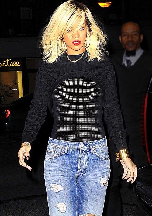 "12 khoảnh khắc ""lửa"" của Rihanna, Ca nhạc - MTV, rihanna, ca sy rihanna, ca si, ca nhac, ngoi sao, bao ngoi sao, giai tri, showbiz, bao, vn, ca nhac"