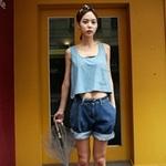 Thời trang - Mix đồ thông minh với 3 kiểu jeans hè