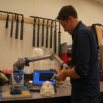 Công nghệ thông tin - Máy in mẫu vật 3D thực tế