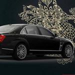 """Ô tô - Xe máy - Mercedes-Benz S600 """"độ"""" rồng bắt mắt"""