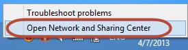 Windows 8: Xử lý lỗi Limited khi kết nối Internet - 4
