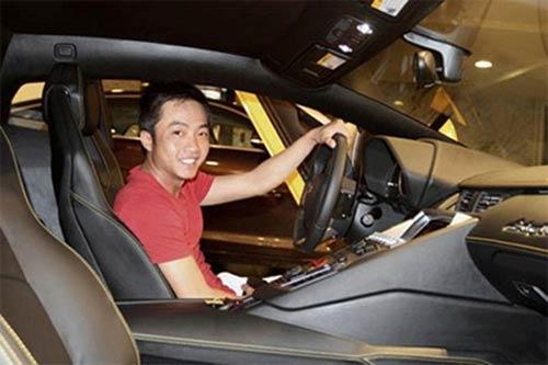 Tuấn Hưng khoe siêu xe Ý 25 tỷ - 6