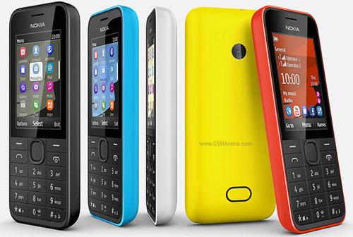 Nokia tung bộ 3 điện thoại giá 1,4 triệu đồng - 1