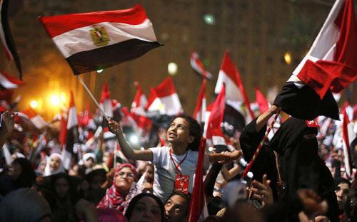 Đảo chính quân sự ở Ai Cập qua ảnh - 4