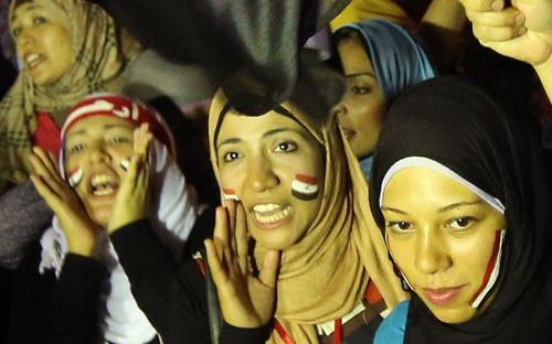 Đảo chính quân sự ở Ai Cập qua ảnh - 6