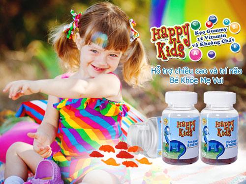 Happy Kids Gummy giành giải Top 100 sản phẩm dịch vụ tốt nhất - 2