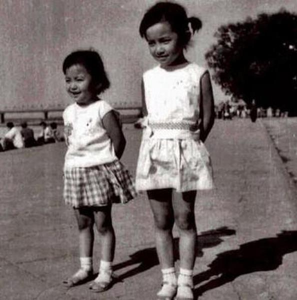 Bất ngờ với 2 chị em Lý Băng Băng - 6