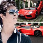 Ca nhạc - MTV - Tuấn Hưng khoe siêu xe Ý 25 tỷ