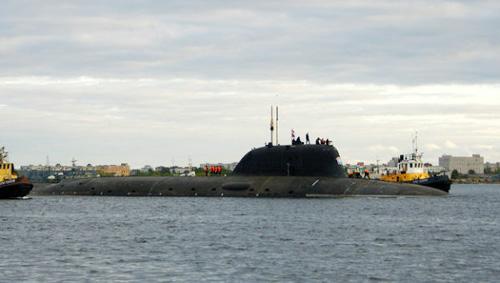Nga sắp đóng tàu hạt nhân lớp Yasen thứ 3