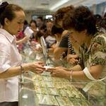 Tài chính - Bất động sản - Yêu cầu NH ngừng nhận gửi vàng của dân