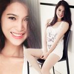 """Ngôi sao điện ảnh - """"Ngọt"""" như bạn gái Trí Nguyễn"""