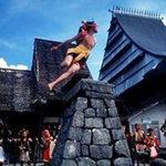 Phi thường - kỳ quặc - Lễ hội nhảy đá thót tim ở Indonesia
