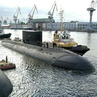 """Tháng 9, 2 tàu ngầm """"Hà Nội"""" và """"TPHCM"""" về VN"""