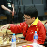 Thể thao - Lê Quang Liêm giúp TTVN giành HCV cờ chớp