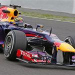 Thể thao - F1 - Chạy thử German GP: Red Bull lấn lướt