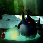 Video Clip Cười - Phim hoạt hình Larva: Suối nước nóng
