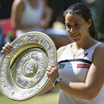 Thể thao - Bartoli hoàn tất giấc mơ VĐ Wimbledon