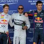 Thể thao - F1 - German GP: Hamilton vượt qua Vettel đoạt Pole