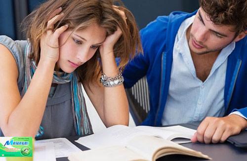 Khắc phục chứng rối loạn giấc ngủ do stress ở người trẻ - 1
