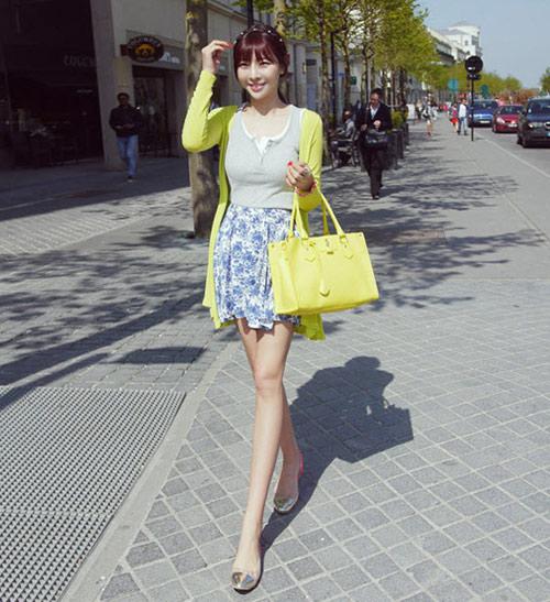 Mách bạn mặc màu vàng chanh đầy sức sống - 16