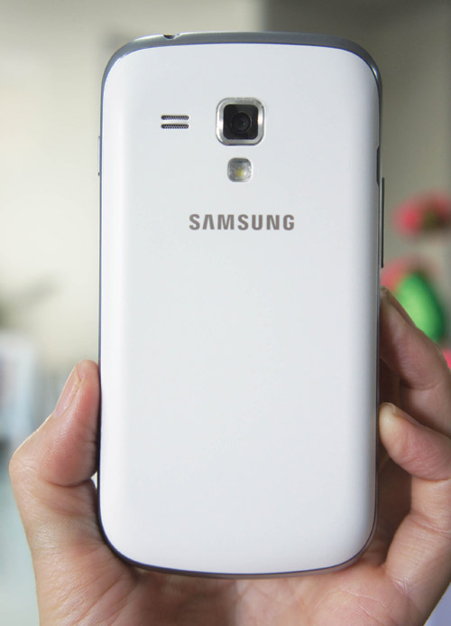 Samsung ra mắt Galaxy Trend giá mềm - 2