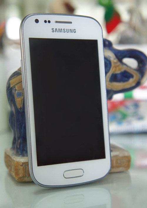Samsung ra mắt Galaxy Trend giá mềm - 5