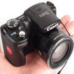 Thời trang Hi-tech - Đánh giá máy ảnh Canon PowerShot SX500 IS