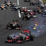 Lịch thi đấu F1 - Lịch thi đấu F1: Hungary GP 2013